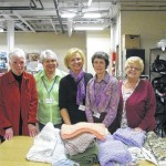 Baby Pantry receives blankets