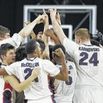 Gonzaga headed to Elite Eight for 1st time since 1999