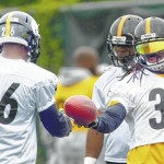 Veteran RB Williams ready for next act with Steelers