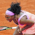 Stars overcome miscues at French Open