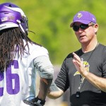 Zimmer: Peterson plays for Vikes or no one
