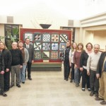 Glass Freedom Quilt to be displayed at Abington Community Library