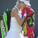 Wimbledon women's field hit by upsets