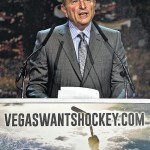 Las Vegas welcomes NHL for awards, meetings