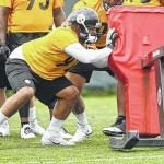 Heyward stepping into leadership role with Steelers