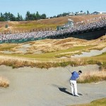Chambers Bay makes quite the 1st impression at US Open