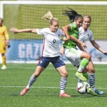 Looking at the top players in the Women's World Cup