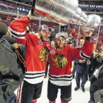 Blackhawks bask in latest Cup win