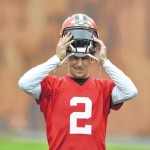 Manziel says 'Johnny Football' overtook him