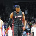Wade a free agent, may leave Heat