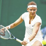 Williams sisters showdown nears at Wimbledon