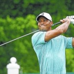Woods shoots 4-under 66 at Greenbrier Classic