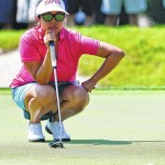 Park struggles, falls out of lead at US Women's Open
