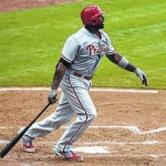 Phillies stop 6-game skid with win over Braves