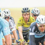 Tour contenders kept safe on crash-marred stage 5 of Tour