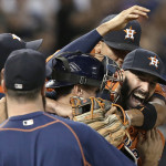Astros' Fiers throws no-hitter against Dodgers in 3-0 win