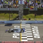 Juan Pablo Montoya, Graham Rahal set to battle at Pocono Raceway