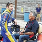 Another Andretti looking for a Pocono win
