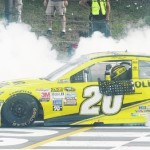 Kenseth's victory a gas