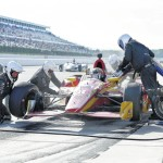 High hopes for Nazareth natives Sage Karam and Marco Andretti come to a crashing halt