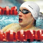 Wyoming Valley West graduate, Ed Zawatski, out to achieve swimming dream