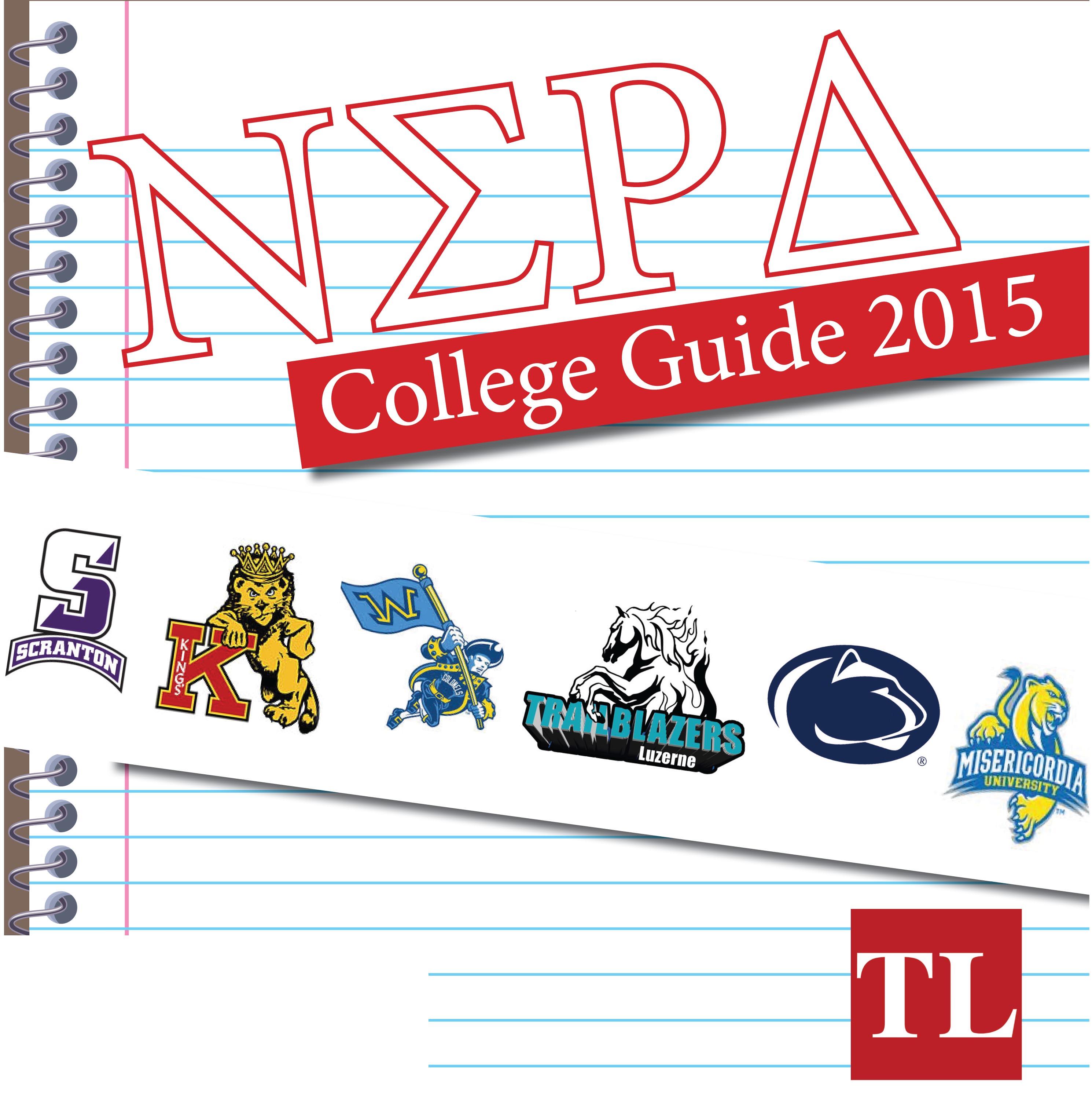 College Guide 2015