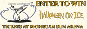 Enter to Win Halloween on Ice Tickets