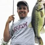 Lake Winola resident working to becoming pro bass angler