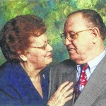 Rev. Joseph and Patricia May Shimko