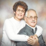 Richard E. Hines and Susan Henkle Hines celebrate 50th wedding anniversary
