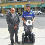 New Segway gives Scranton Police Department another tool to patrol the downtown