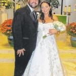 Nicole Chiavacci and Todd Tarnalicki