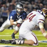 Wyoming Valley West tames Dawgs' defense