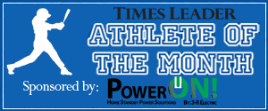 Times Leader Athlete of the Month – October 2015