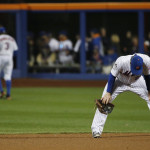 Royals rally on Murphy's error, beat Mets, lead Series 3-1