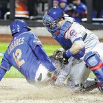 Mets top Cubs 4-2 in NLCS opener