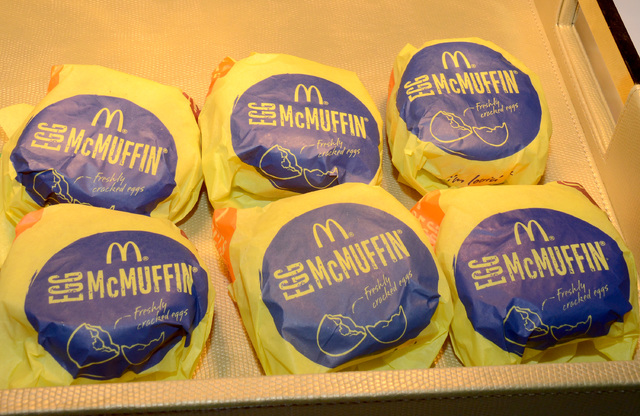 And so it begins: McDonald's starts serving all-day breakfast