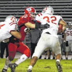 H.S. Football: Adrian Otero, Hazleton Area run wild in rout of Pittston Area