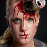 Special effects makeup artist, Regina Cahill, is teaching people how to unleash their inner beauty — beast — this Halloween