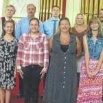 Bennett Presbyterian Church welcomes new members