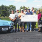 Scranton Region Antique Car Club donates $1,000 to Allied Services
