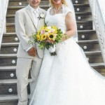 Tara Eisenbach and Lucas Jackson