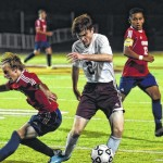 Oko leads Coughlin boys soccer over Valley West