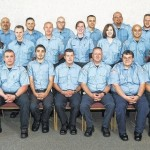 LCCC awards certificates given to students in the paramedic program