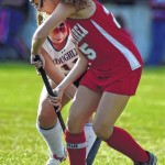 Kalie Reed and Coughlin defense move closer to division title