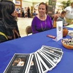 Juvenile justice partners hold event at Wyoming Valley Mall