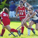 WVC field hockey: Coach who beat cancer is always thinking pink
