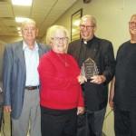 St. Vincent de Paul Kitchen honors volunteers
