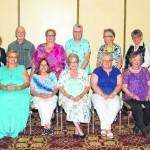 Foster Grandparents honored for five years of service
