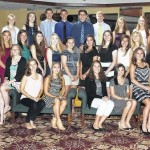 Wyoming Valley Youth nominees and winners